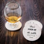 Absorbent Drink Coaster