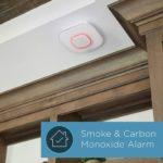 Alexa Enabled Smoke Detector and Carbon Monoxide