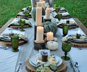 Charming Thanksgiving Table Setting Ideas That Everyone Will Love
