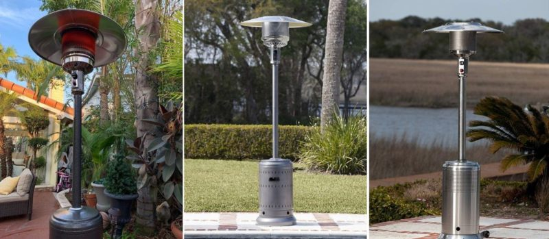 A Buyer's Guide to the Best Outdoor Patio Heaters