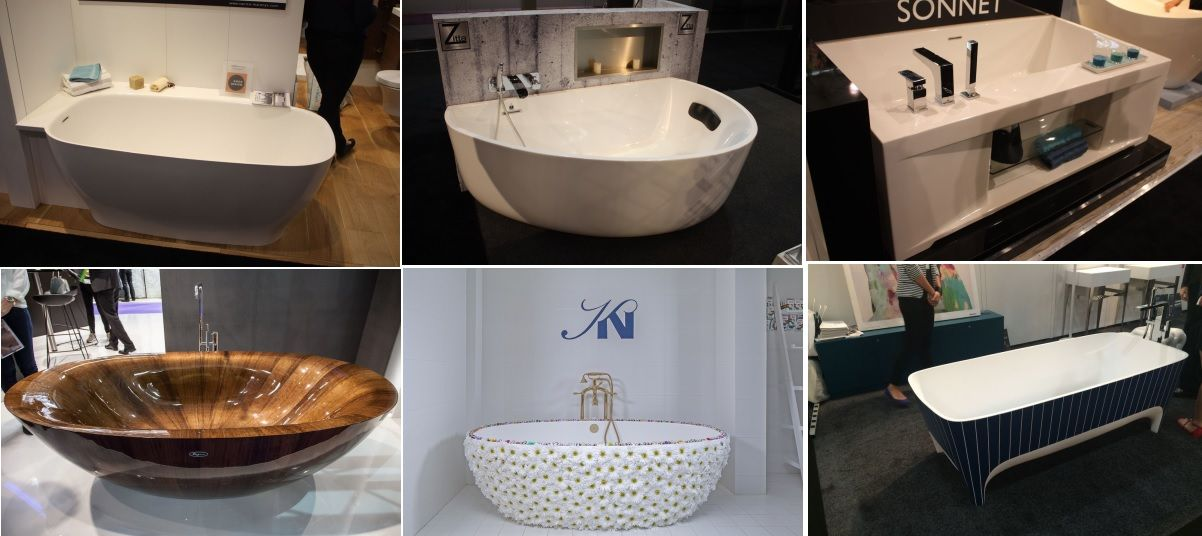 Transform a Bath into a True Bathing Experience with These Best Bathtubs