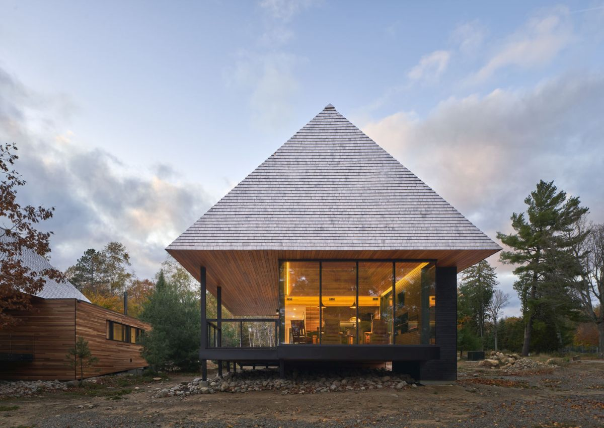 Three Charming Island Cabins Revitalize Their Beautiful Surroundings