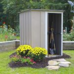 Brentwood Steel Outdoor Storage Shed