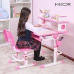 Child Student School Desk Height Adjustable
