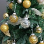 Christmas Tree Ball Ornaments Decoration