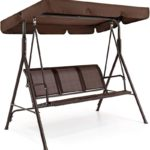 Convertible Canopy Swing Chair Bench