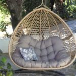 Double 2 Person Hanging Egg Chair