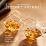 Dragon Glassware Diamond Whiskey Glasses
