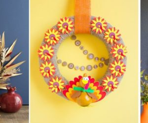 20 Thanksgiving Wreath Ideas Unlike Any Others