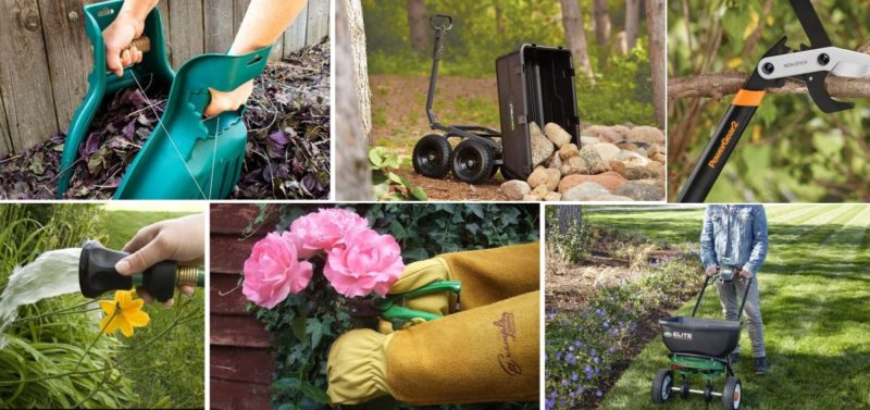 A Complete Inventory Of All The Gardening Tools You'll Ever Need