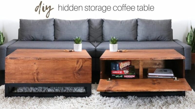 60 DIY Coffee Table Inspiration For Every Home And Style