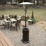 Hiland HLDS01-WCGT Propane Patio Heater