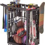 Lock & Roll Organizer Garage Storage System