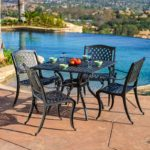 Marietta Outdoor Furniture Dining Set