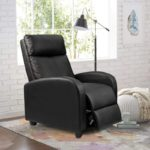 Modern Recliner Seat Club Chair