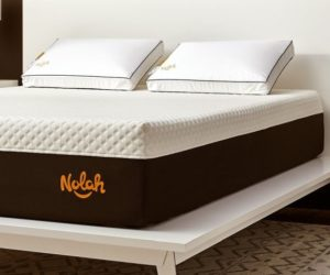 Nolah Mattress signature platform bed