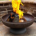 Ohio Flame Patriot 48-inch Wood Burning Fire Pit