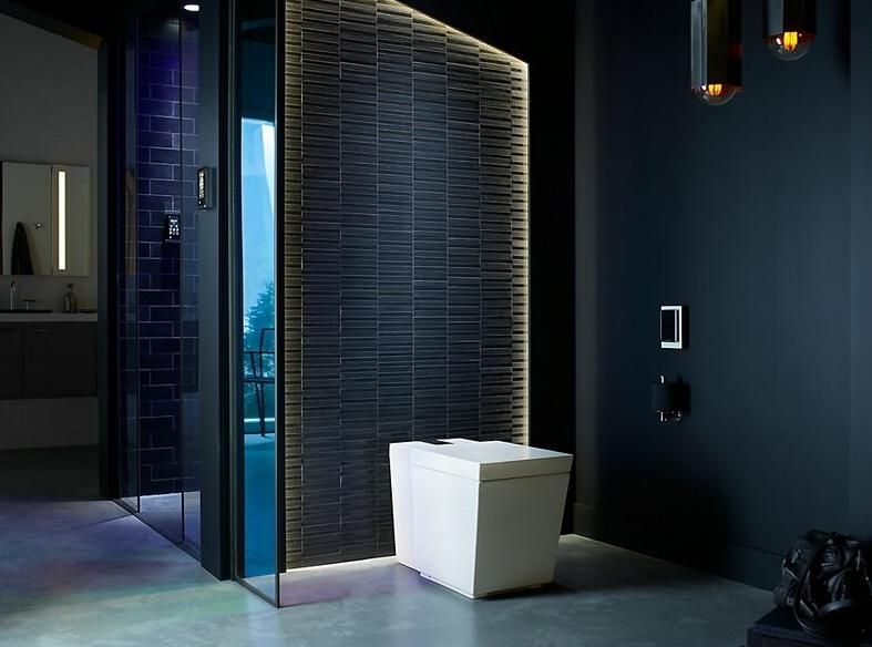 Kohler K-3901-NPR-HB1 Numi® Comfort Height® Intelligent Toilet
