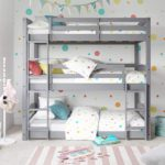 Phoenix Triple Bunk Bed