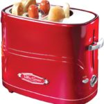 Retro Pop-Up 2 Hot Dog & Bun Toaster