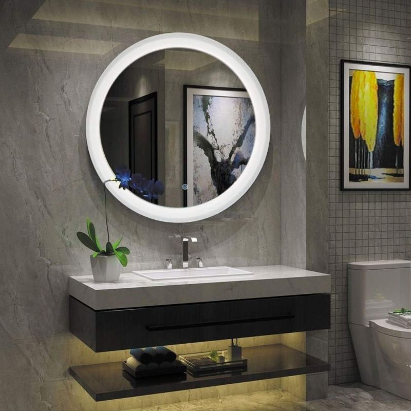 The Best Bathroom Mirrors With Built In Led Lights