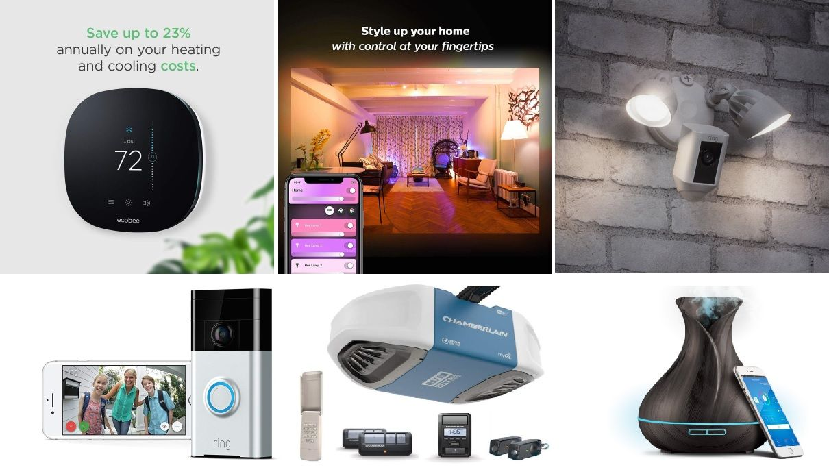 20 Best Gadgets and Gift Ideas for Smart Home Owners