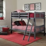 Solid Hardwood Twin Bunk Bed