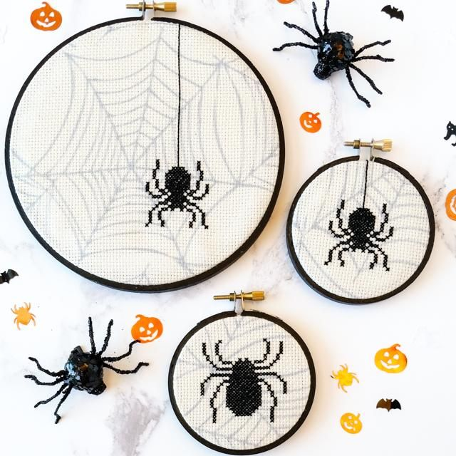10 Last Minute Halloween Crafts Full of Spiders And Webs