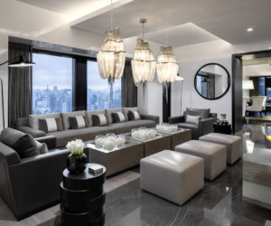 Serene, Livable Luxury is the Focus of Taipei Residential Towers