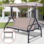 Tangkula Converting Outdoor Swing