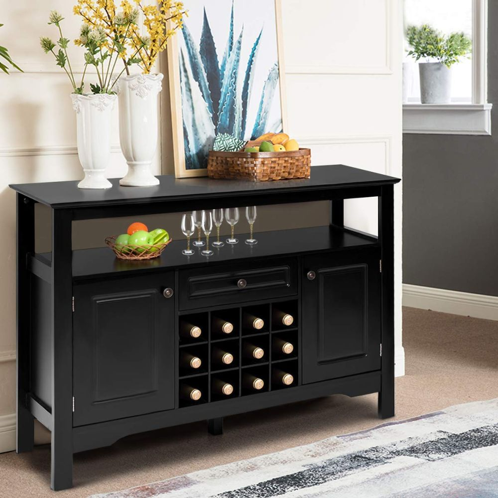 Wine Rack Tables For Small And Quirky