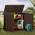 Woodland Resin Outdoor Storage Shed