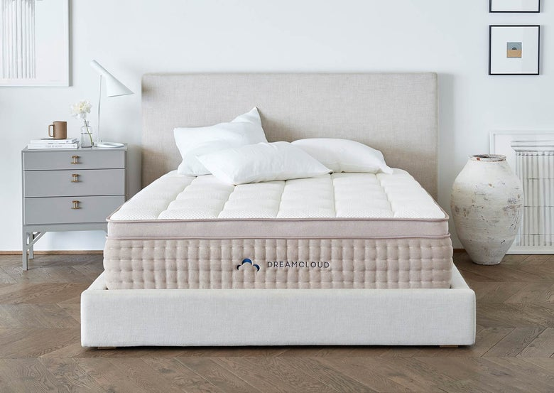 Dreamcloud Sleep Mattress review