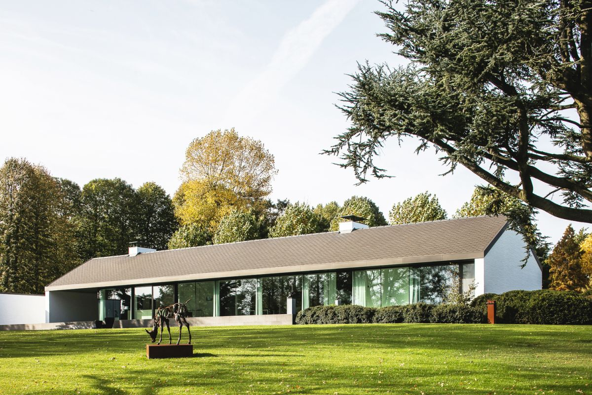 10 Modern Houses from Belgium that Deserve Our Admiration