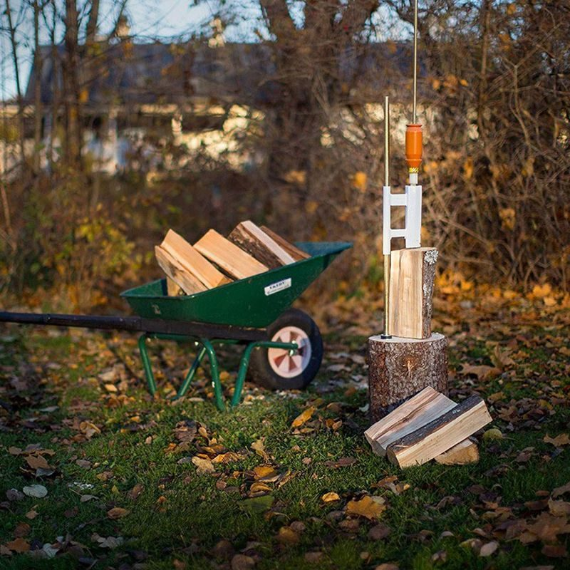 Top 10 Best Log Splitters That Make Wood Chopping Fun And Easy