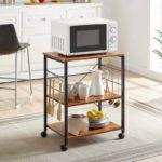 3-Tier Kitchen Utility Cart