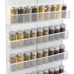 5 Tier Wall Mount Spice Rack