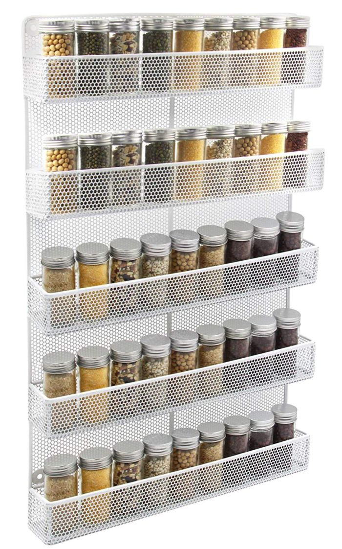 Image of: The Best Spice Racks For A Modern Kitchen Based On Their Type