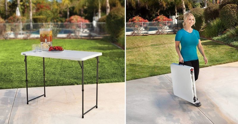 The 10 Best Folding Tables For Picnics And Occasional Gatherings