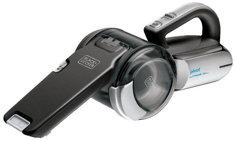 BLACK+DECKER MAX Cordless Handheld Vacuum,(BDH2000PL)
