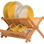 Bambusi Collapsible Dish Drying Rack
