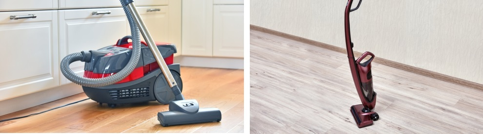 Canister vs. Upright Vacuums