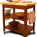Craftsmen Kitchen Roll-About Cart