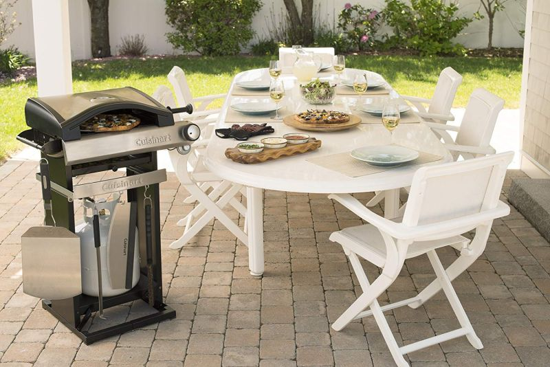 Astonishing 7 Best Outdoor Pizza Ovens That You Can Take With You Ibusinesslaw Wood Chair Design Ideas Ibusinesslaworg