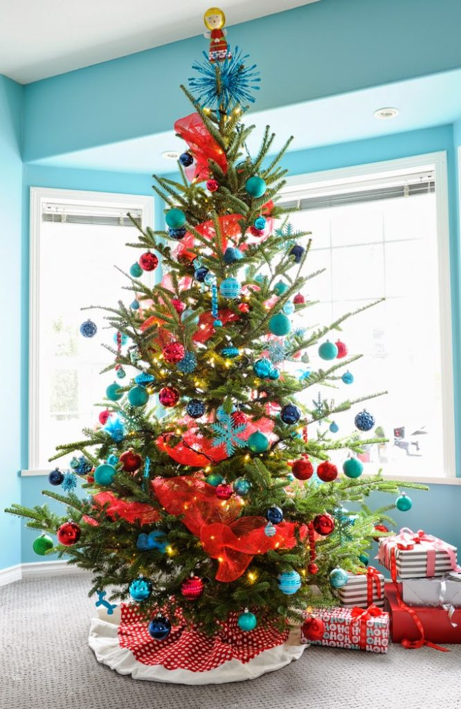 Coastal Themed Christmas Trees And Other Inspiring Decor Ideas