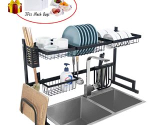 Top 10 Best Dish-Drying Racks Perfect For Most Kitchens