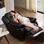 Electric Recliner Armchair Power Lift Chair Sofa