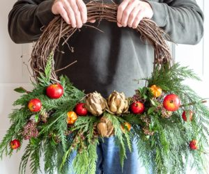 15 Fantastic Christmas Wreath Ideas That Anyone Can Make