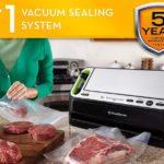 Foodsaver V4400 2-in-1 Vacuum Sealer Machine
