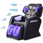Full Body Shiatsu Luxurious Electric Massage Chair